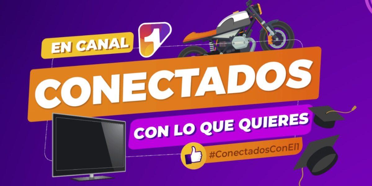 Concurso Conectados de Canal 1