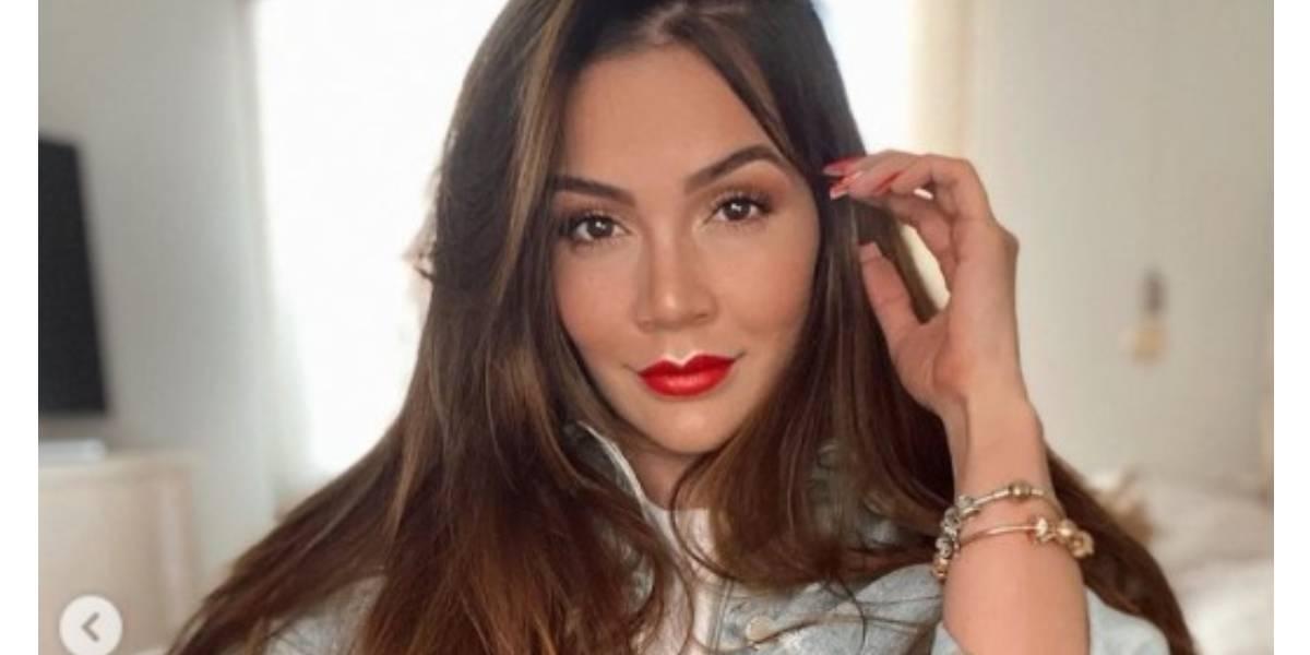 Lina Tejeiro publicó foto sin maquillaje