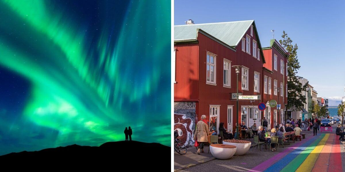 visa para vivir en Islandia