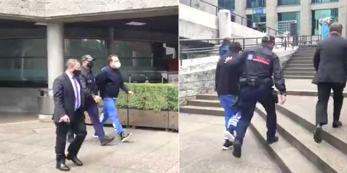 Trasladan al senador Eduardo Pulgar a la cárcel La Picota de Bogotá -  Noticentro 1 CM&
