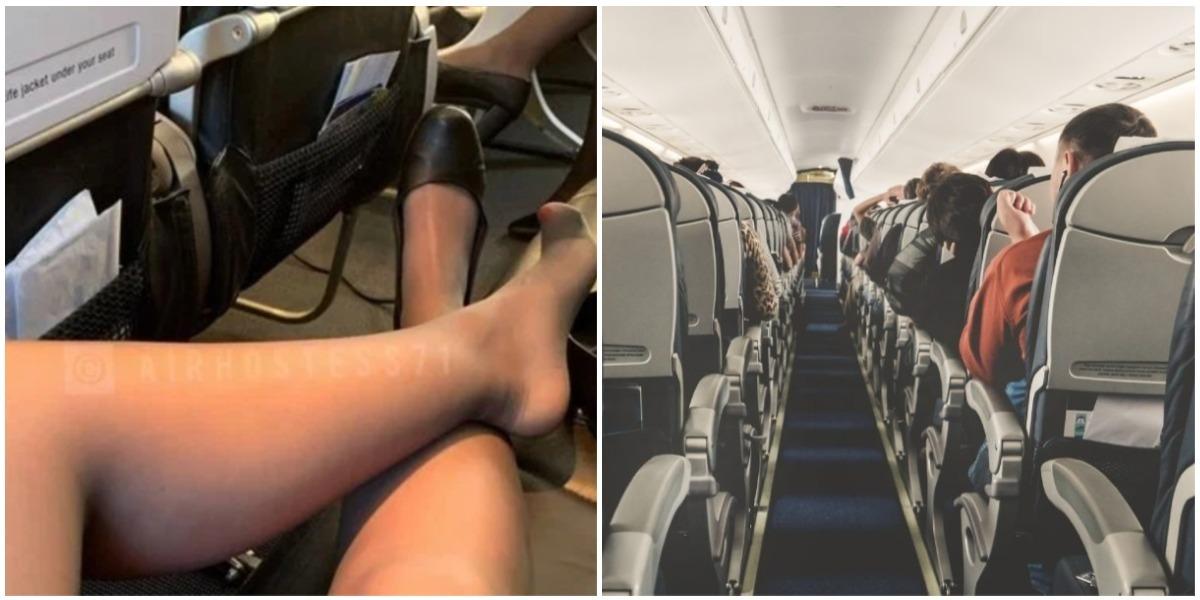 Azafata ofrecía servicios sexuales en los aviones