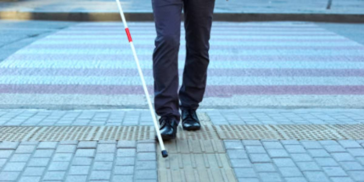 personas ciegas
