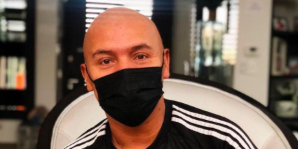 Hassam y su impactante cambio físico tras su recuperación del cáncer