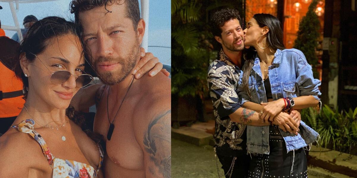 ¿Suenan campanas de boda para Valerie Domínguez y el 'Pollo' Echeverry?