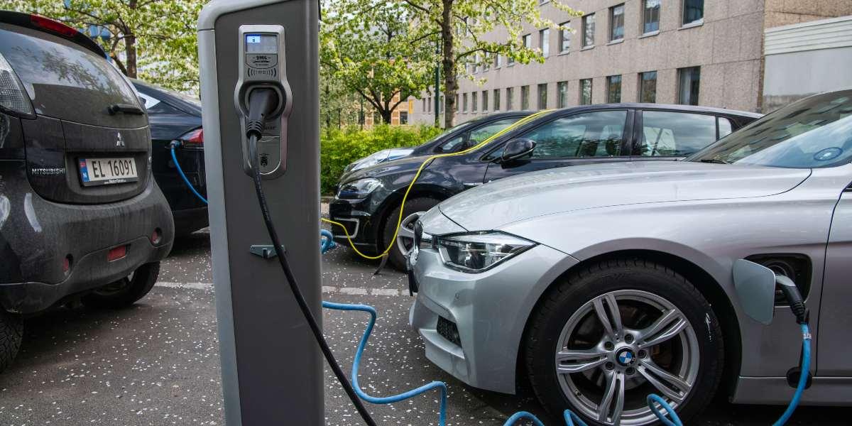 autos eléctricos Noruega