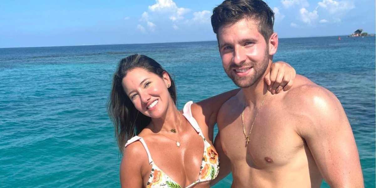 Daniella Álvarez y Ricki