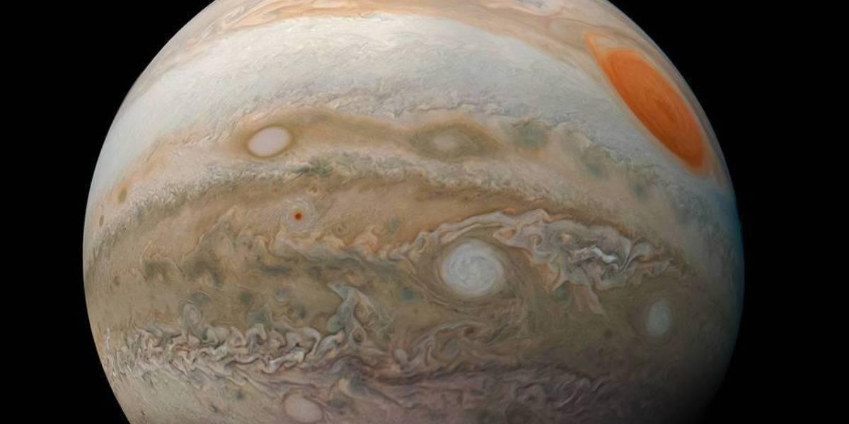 Nasa detectó señal en Gamínedes, luna de Júpiter