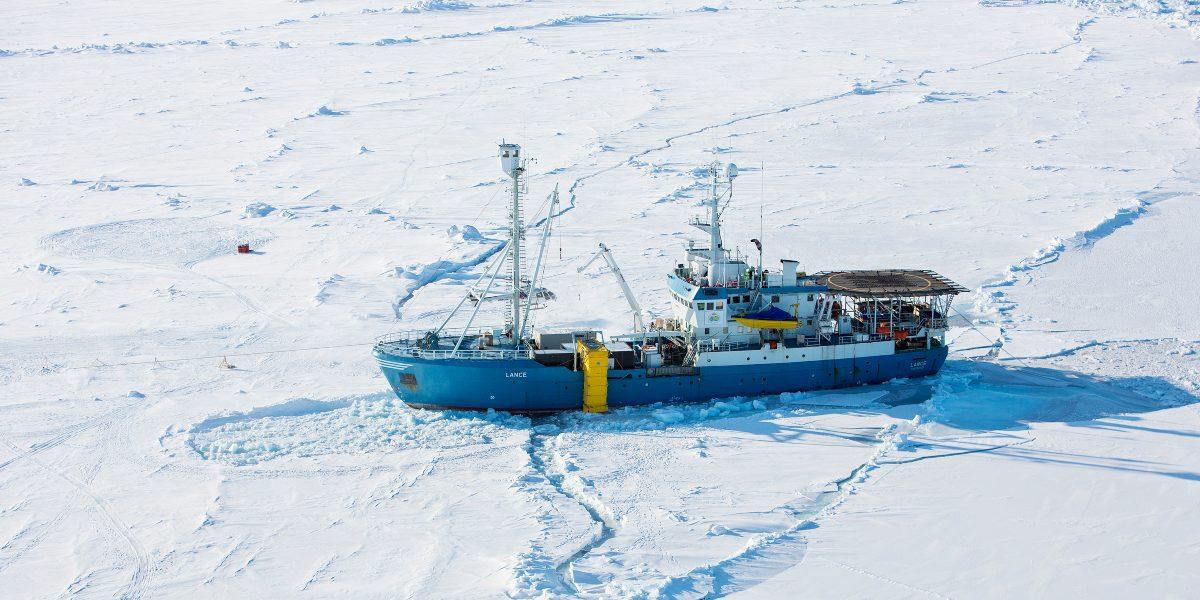 microplásticos en el océano ártico