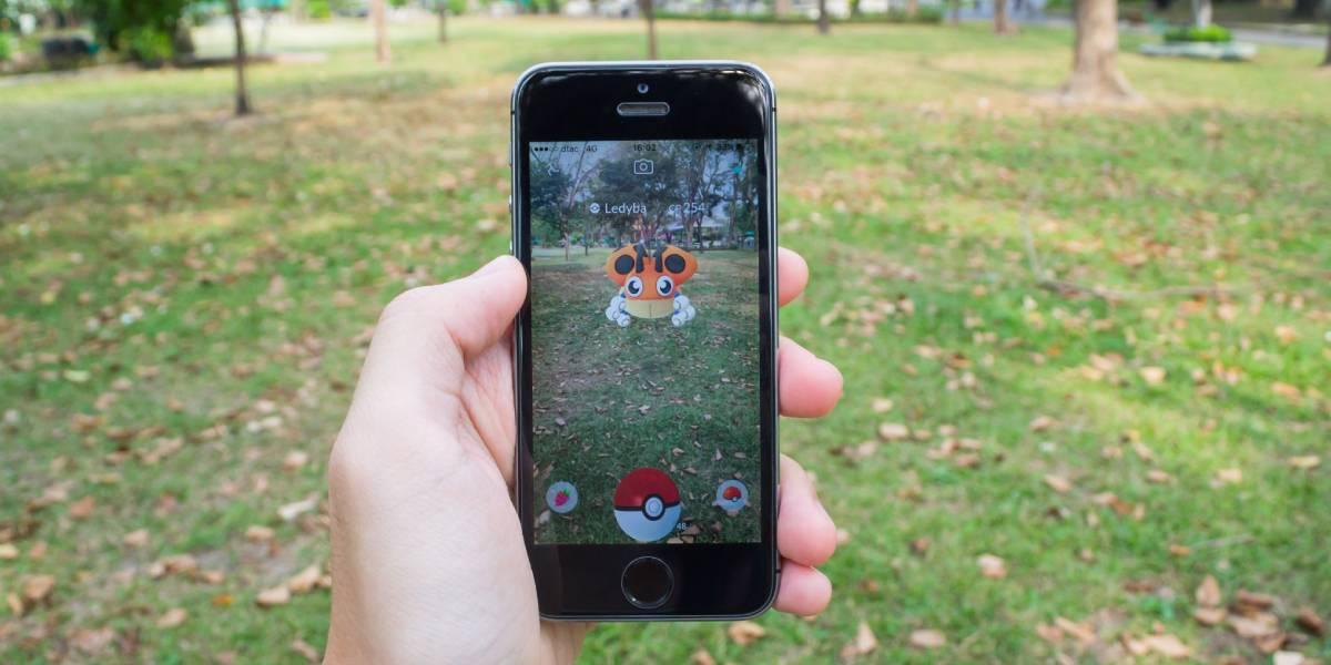 Violó el confinamiento por jugar Pokémon Go
