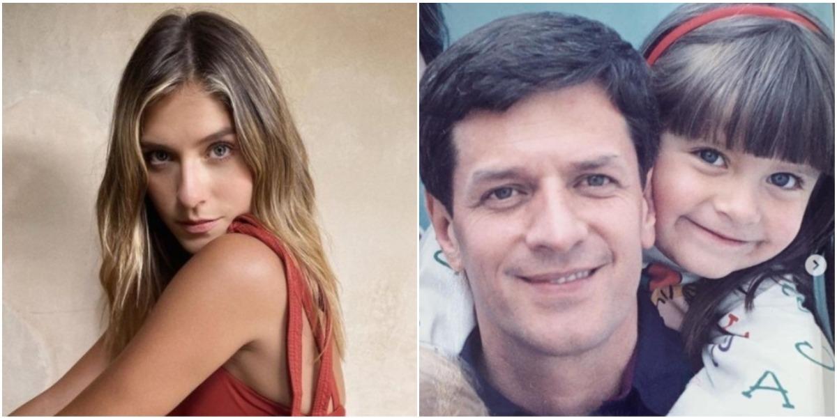 Laura Tobón contó que a su papá le dio COVID-19