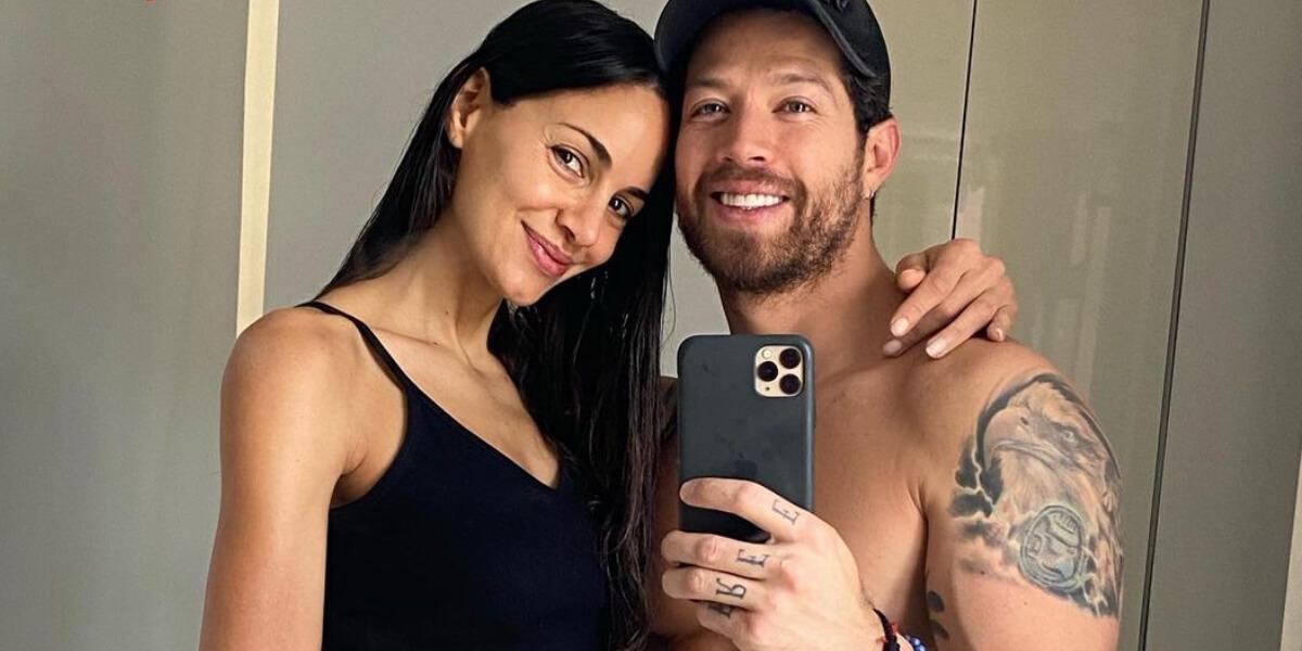 Valerie Domínguez y Juan David 'El Pollo' Echeverry se casaron y ya hay foto de su boda
