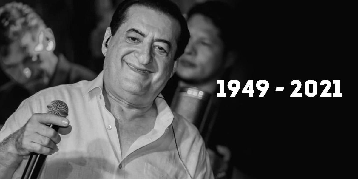 Murió el cantante y compositor vallenato Jorge Oñate