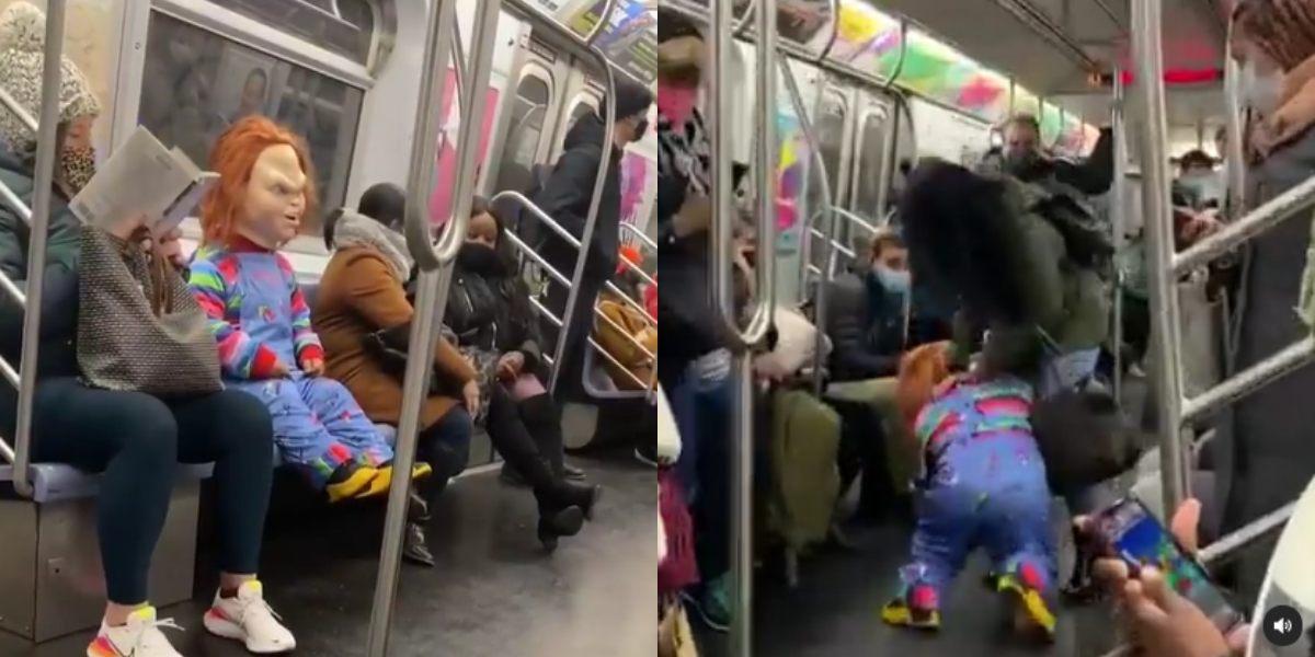 chucky metro
