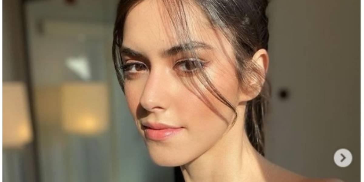 Paulina Vega rutina de belleza en la noche