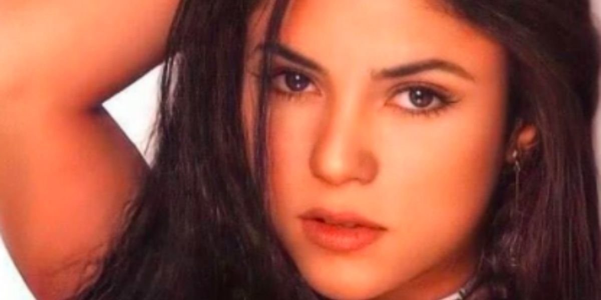 Imagen de Shakira a los 17 años la muestra más «caderona» de lo normal