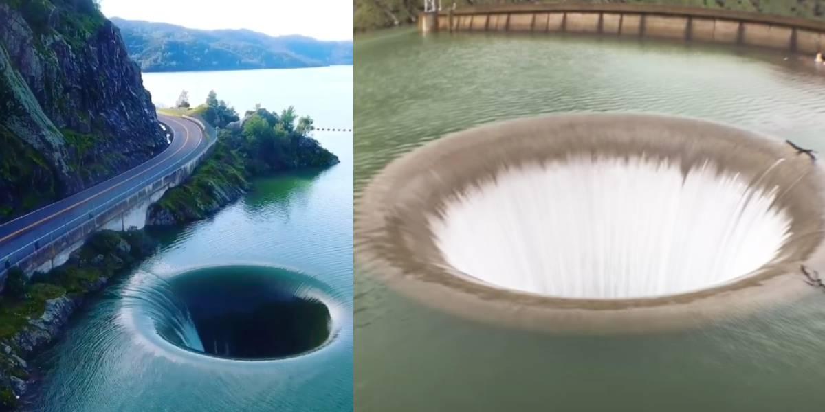 Conoce el impresionante Agujero de la Gloria, el pozo acuático que sorprende a turistas