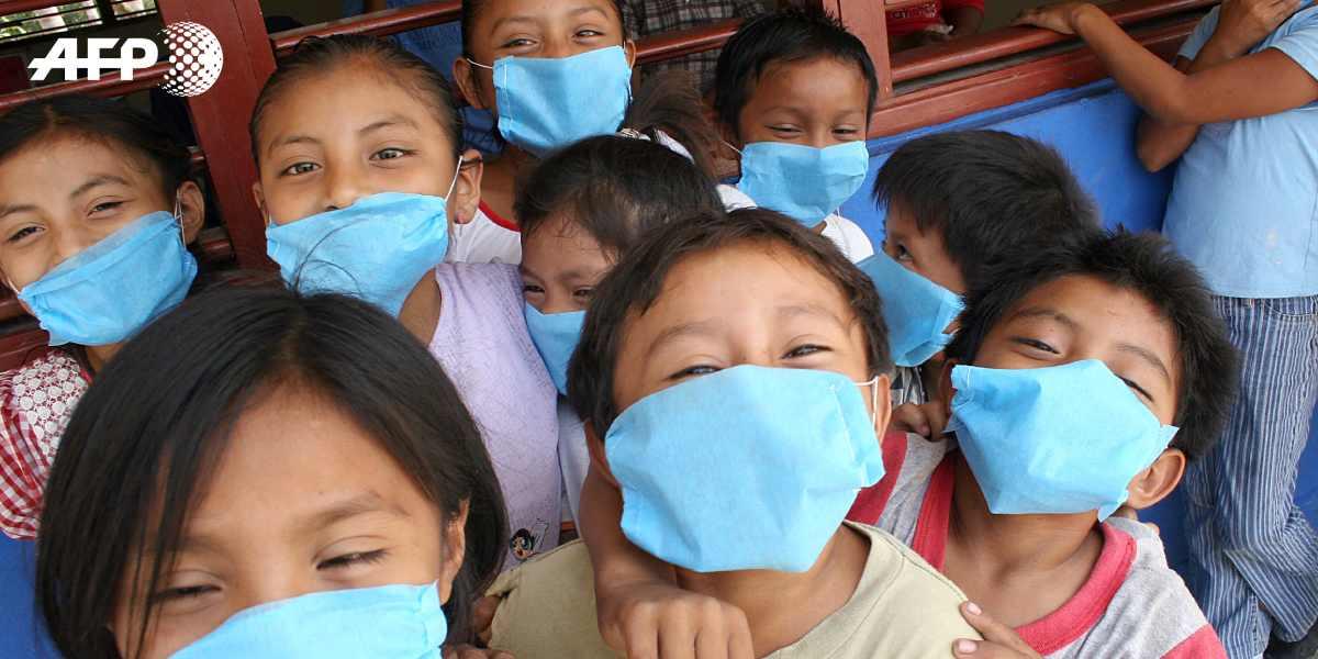 ¿El uso de tapabocas dañan la salud de los niños? Expertos responden