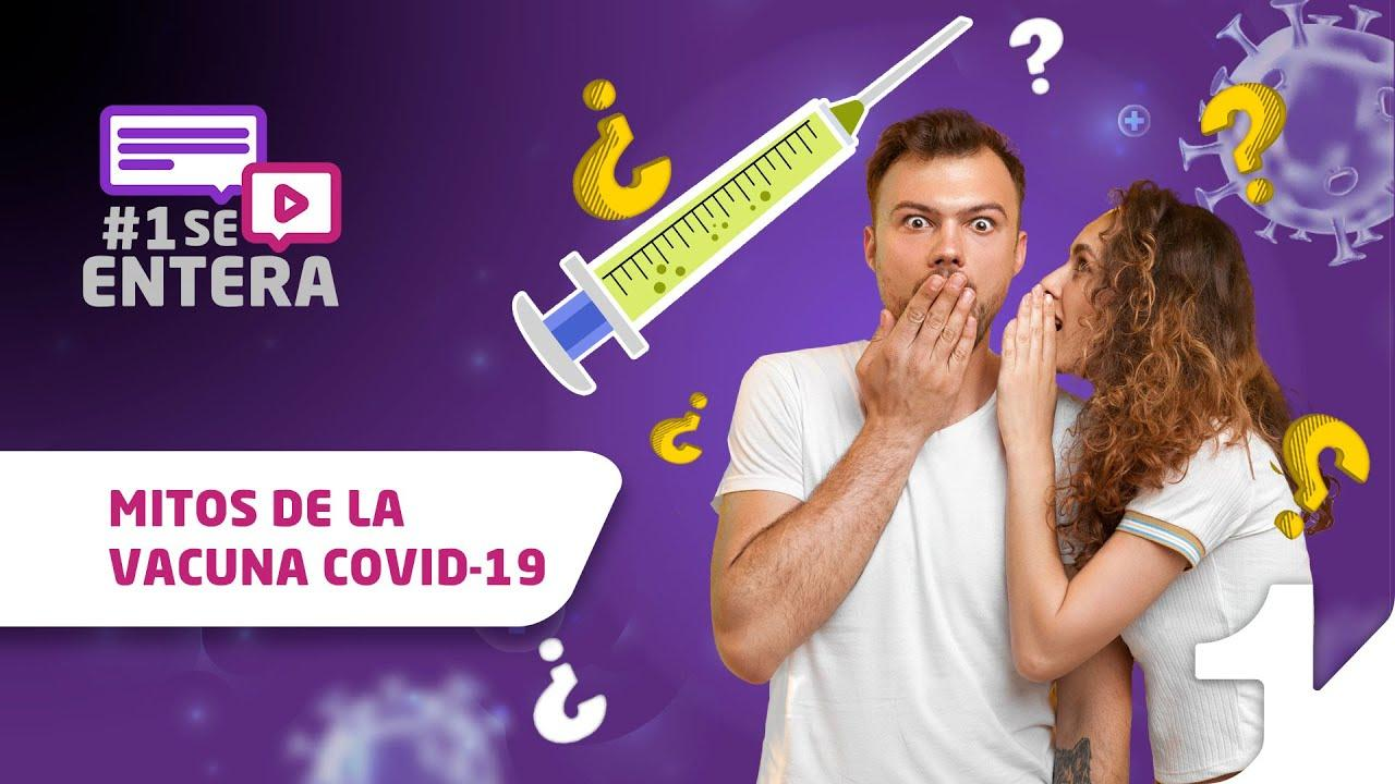 Los mitos más comunes de la vacunación del coronavirus en Colombia