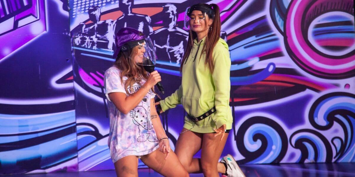 Maju y Vanessa Guerreros