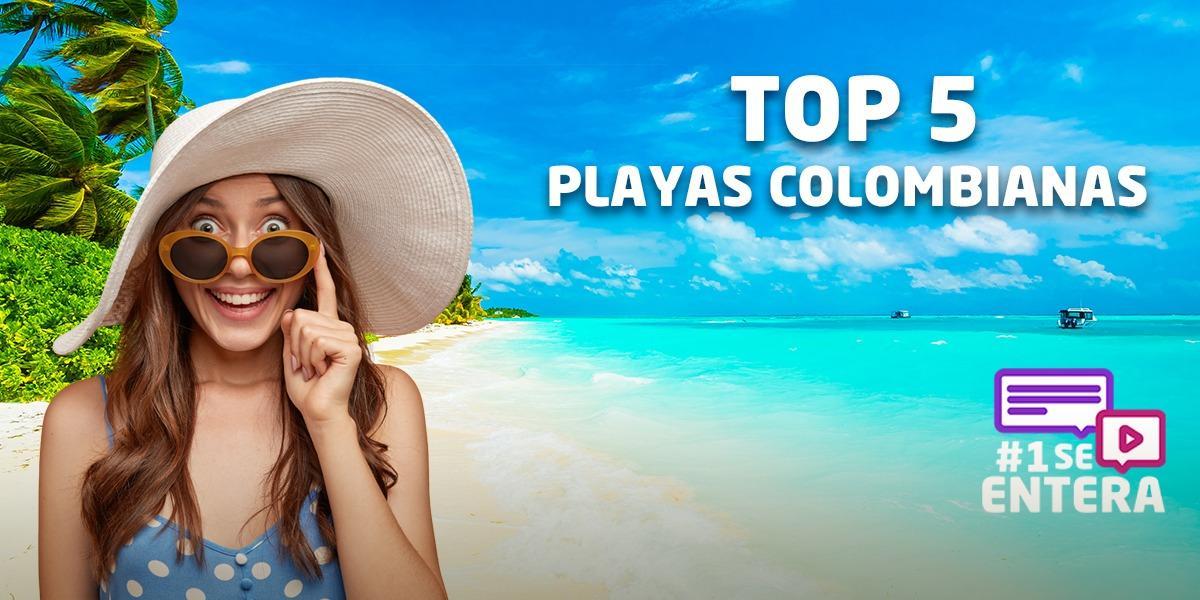 Playas islas colombianas a donde viajar por Semana Santa