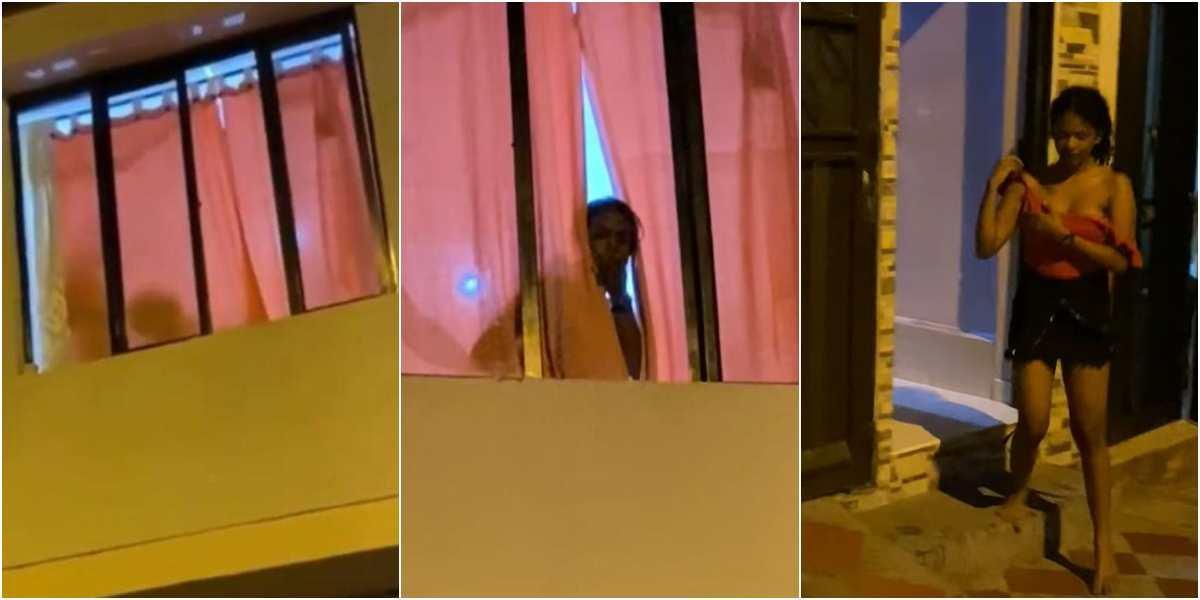 segunda parte video viral serenata mariachi mujer infiel montaje la abuela