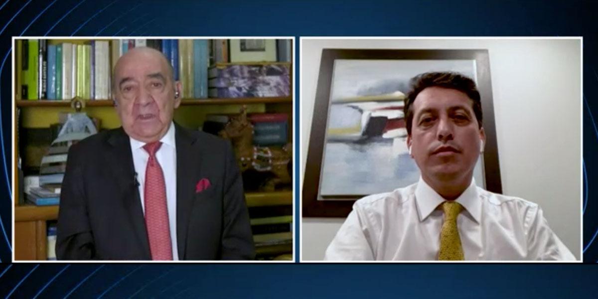 Carlos Álvarez, coordinador nacional de estudios COVID-19 ante la OMS, habla sobre riesgos de vacunas