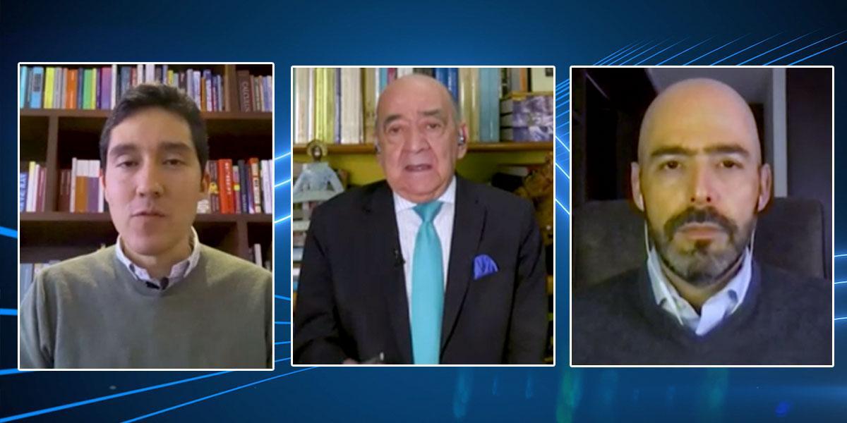 El presidente de la Sociedad de Agricultores y el director de Fedesarrollo analizan la reforma tributaria