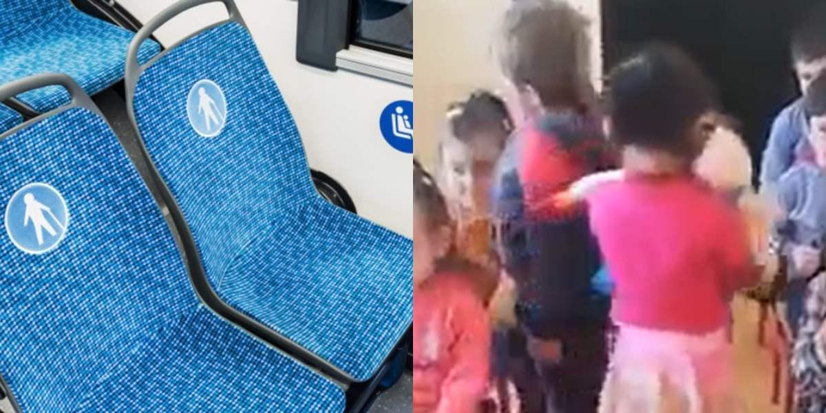 sillas ceder puesto