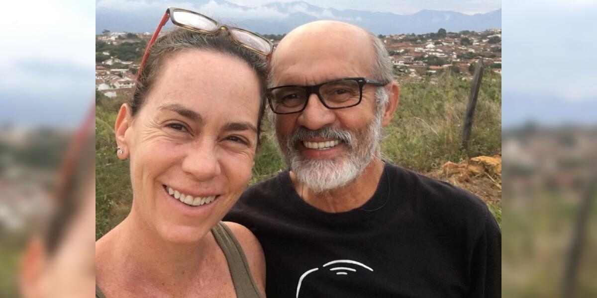 Patricia Tamayo y Jairo Camargo