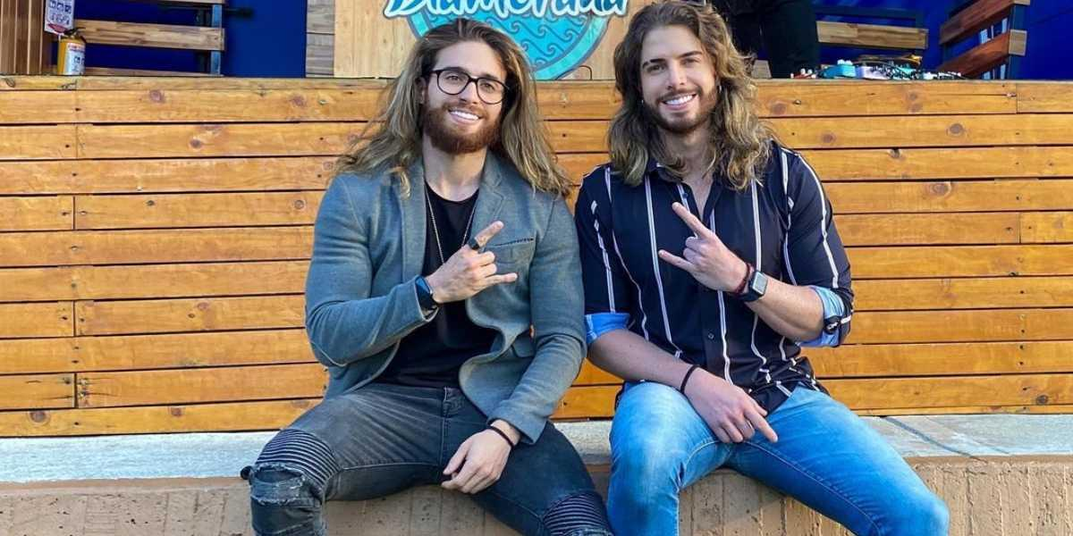 Mateo y Thor