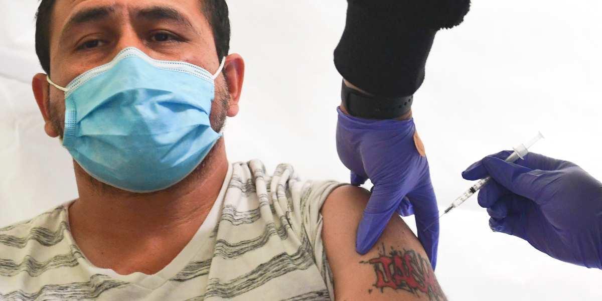 vacuna pfizer inmunidad vacunacion estados unidos