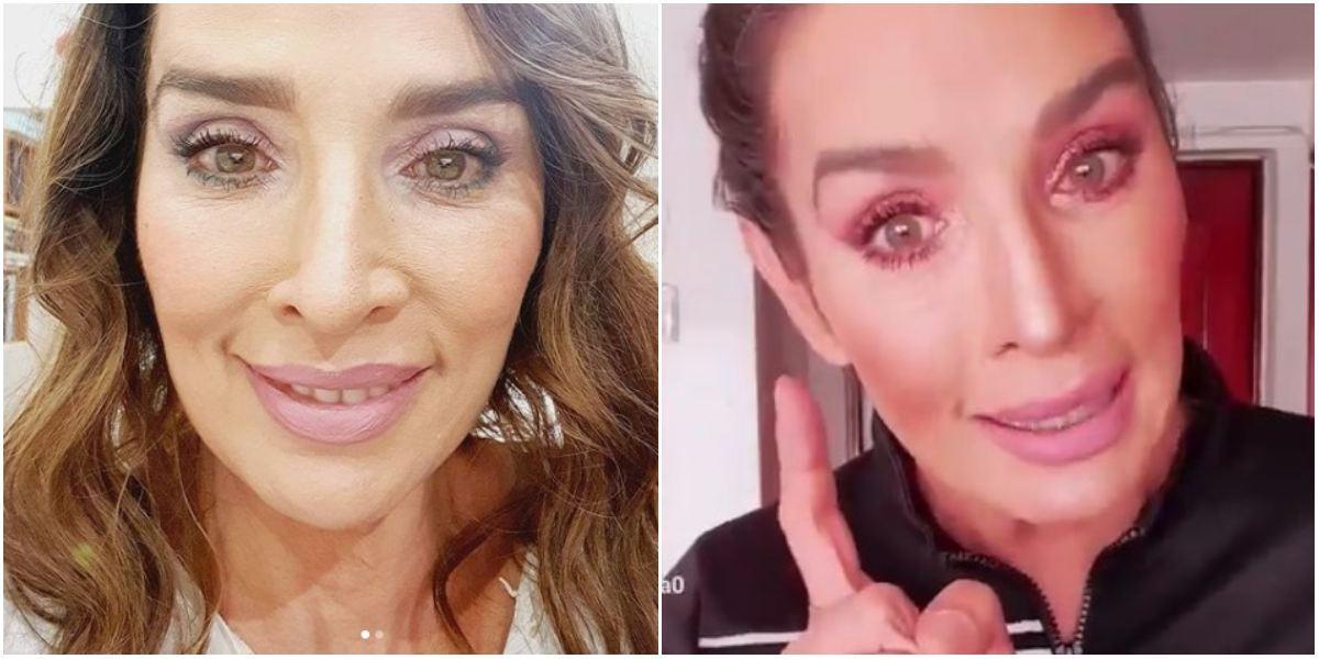 """""""Porque ustedes lo pidieron"""": Luly Bossa deleitó en OnlyFans con diminuta lencería"""