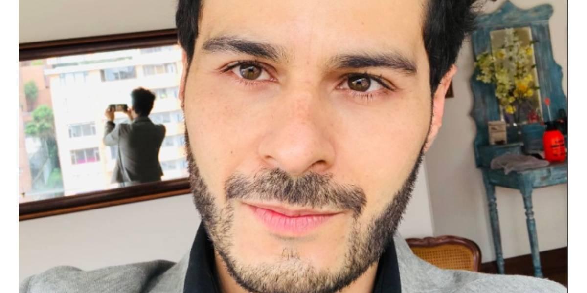 Andrés Ospina víctima robo Bogotá