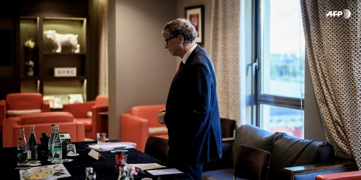 Bill Gates le habría puesto los cachos a su esposa con empleada de Microsoft