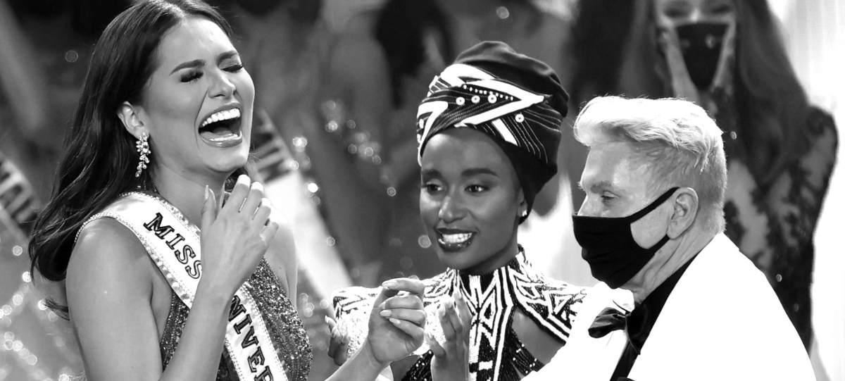 """El insólito caso de """"distanciamiento social"""" que se vivió en Miss Universo"""