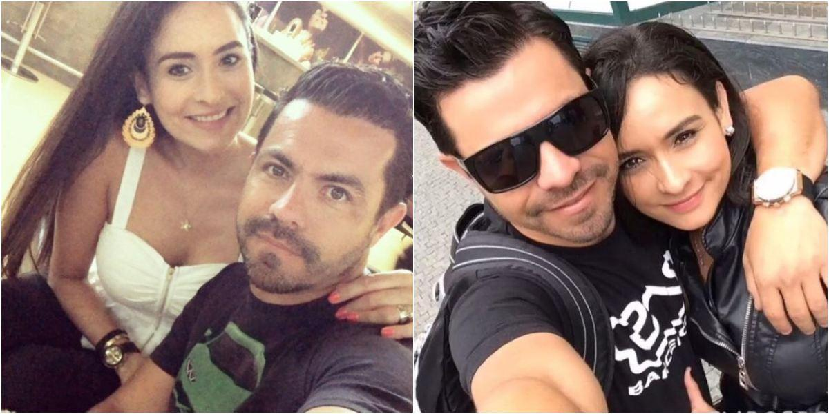 Carolina Rojas infidelidad Piter Albeiro