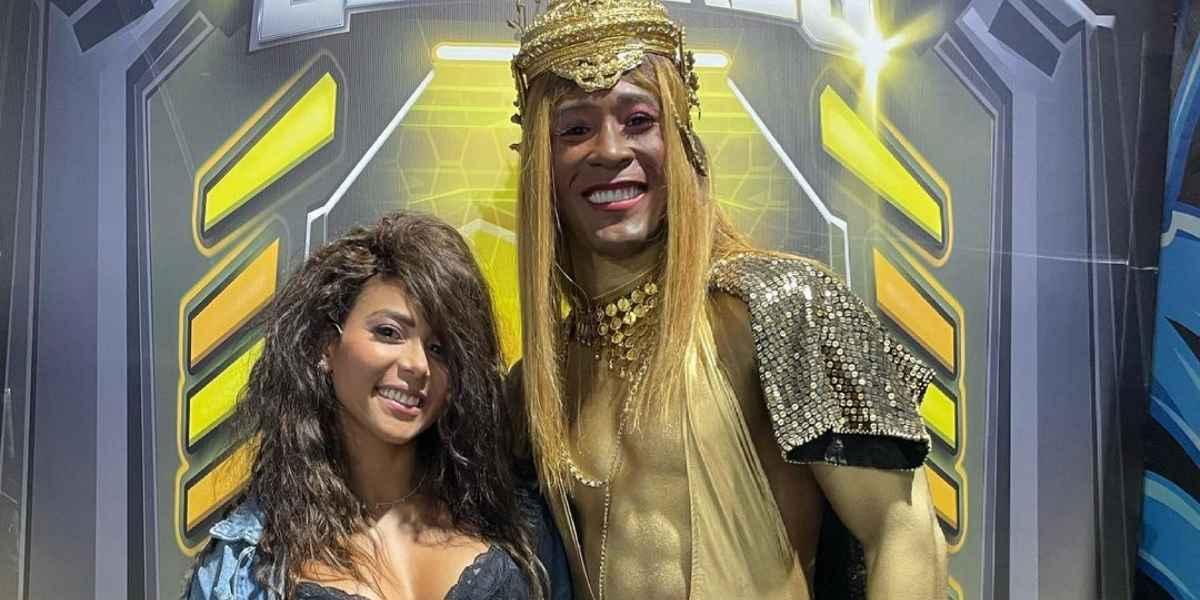 Dina y Wakanda