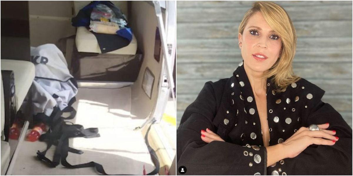 Alejandra Azcárate defensa avioneta esposo cargada cocaína