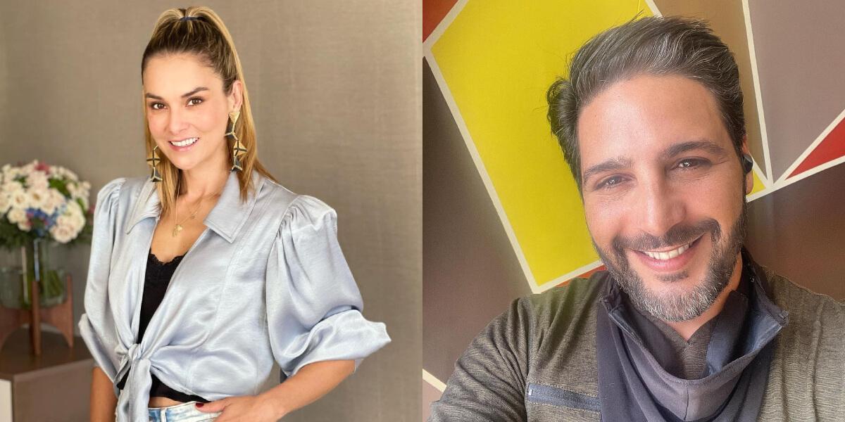 Catalina Gómez y Agmeth Escaf