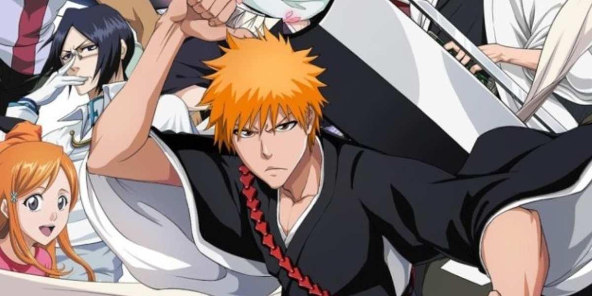 ichigo bleach animes del 1