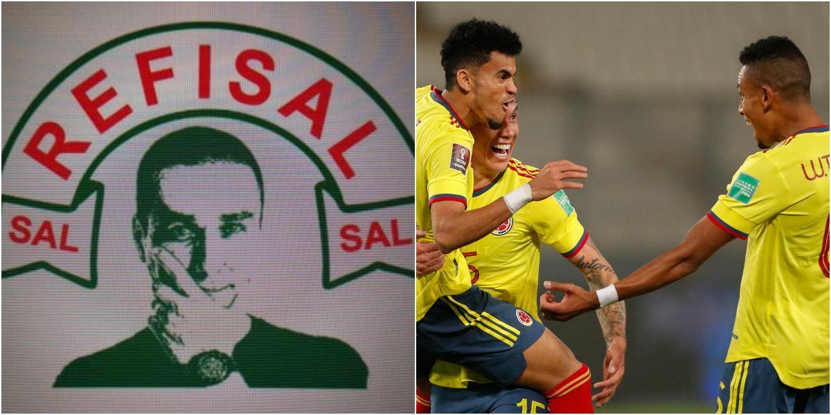 Matador apoyo Selección de Perú contra Colombia partido y no se lo perdonan