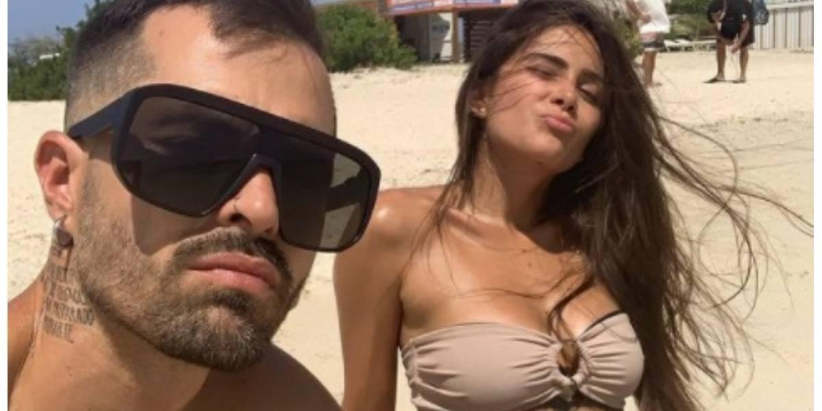 Mike Bahía lanzó La Rutina video dedicado a Greeicy Rendón
