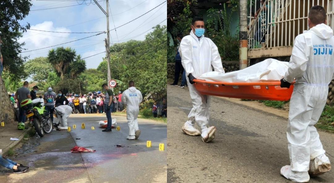 Masacre en Santander de Quilichao, tres indígenas y dos policías muertos