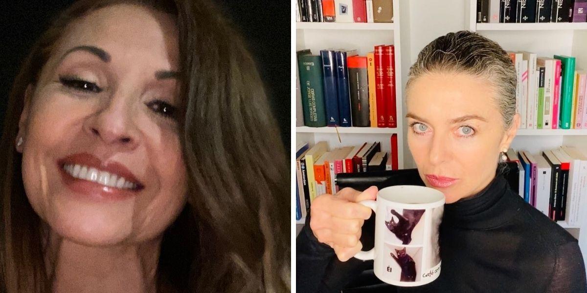 Amparo Grisales trata de incoherente a Margarita Rosa de Francisco en tuit