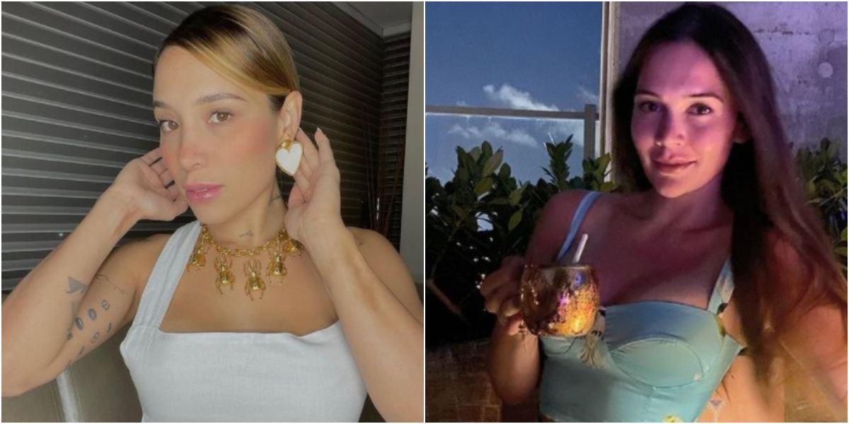Luisa Fernanda W lanzó indirecta a Lina Tejeiro por niños que lloran en aviones