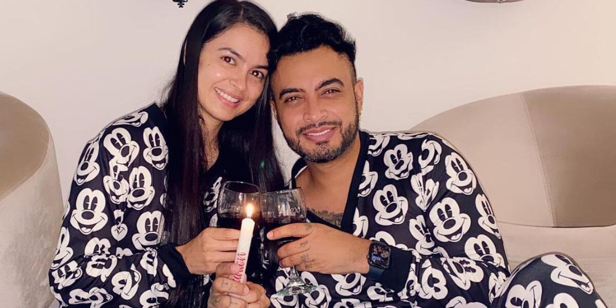 Jenny Suárez y Jhon Alex Castaño