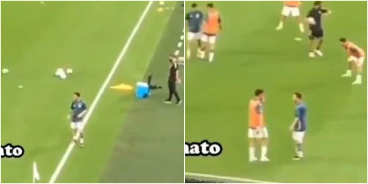 Messi insulto estadio Metropolitano de Barranquilla