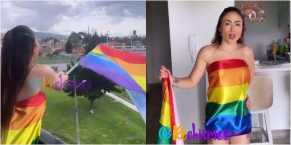 Epa Colombia orgullosa apoyo LGBTI