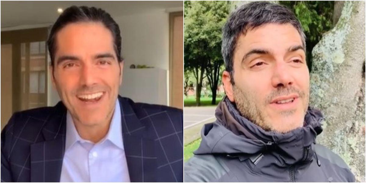"""""""¿Eres gay?"""", le preguntan a Ernesto Calzadilla por foto con otro hombre en la playa"""