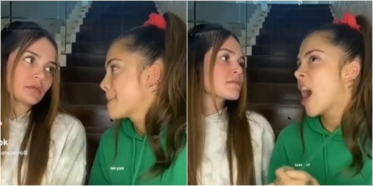 Lina Tejeiro razones distanciamiento Greeicy Rendón